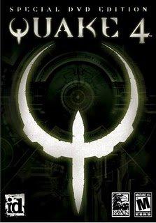 Quake 4 Special DVD Edition [PC Game]