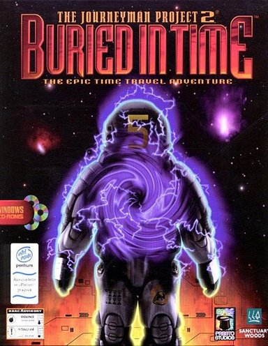 The Journeyman Project 2: Buried in Time [PC Game]