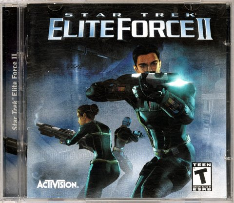 Star Trek: Elite Force II [PC Game]