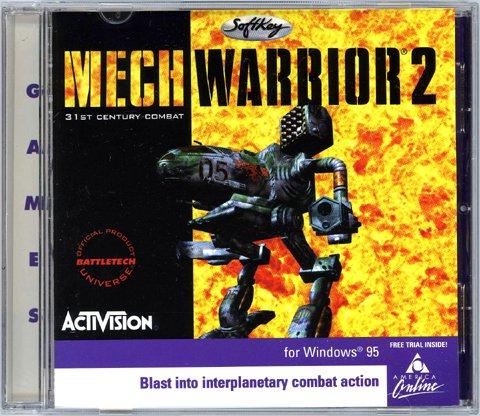 MechWarrior 2 [Jewel Case] [PC Game]