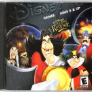 Disney's Villains' Revenge [Hybrid PC/Mac Game]