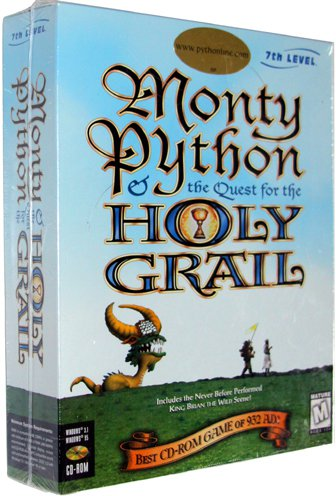 Monty Python and the Quest for the Holy Grail [PC Game]