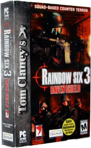 Tom Clancy's Rainbow Six 3: Raven Shield [PC Game]