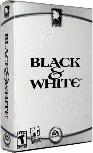 Black & White [PC Game]