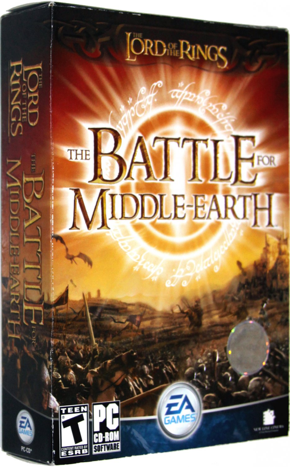 The Lord of the Rings: The Battle for Middle-earth [PC Game]