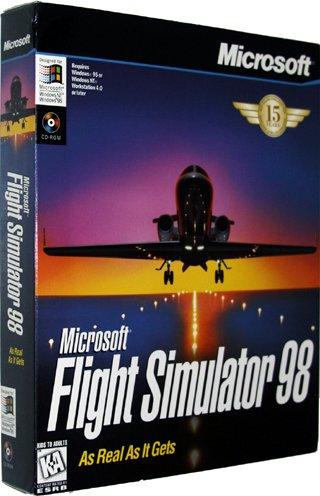 Microsoft Flight Simulator 98 [PC Game]