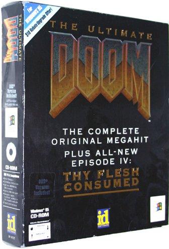 Ultimate Doom [PC Game]
