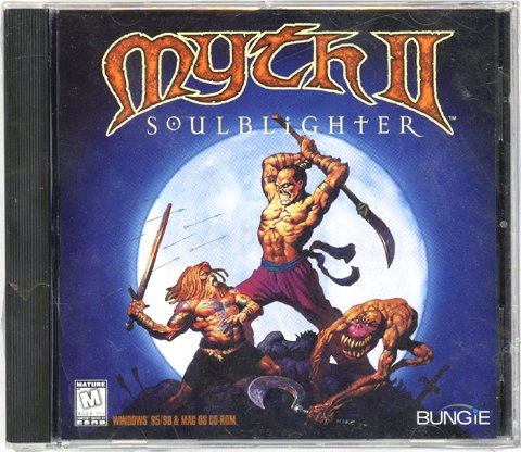 Myth II: Soulblighter [Hybrid PC/Mac Game]