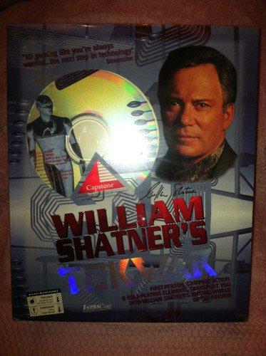 William Shatner's TekWar [PC Game]