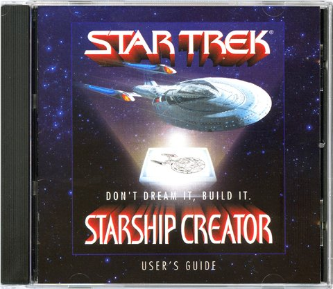 Star Trek: Starship Creator [PC/Mac Game]