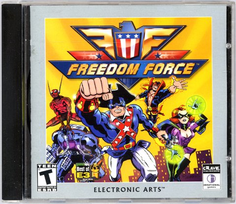 Freedom Force [Jewel Case] [PC Game]