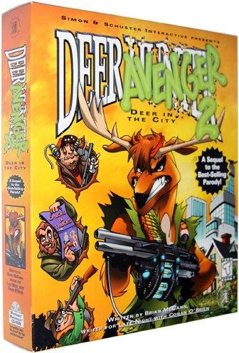 Deer Avenger 2: Deer in the City [Hybrid PC/Mac Game]