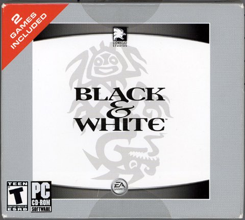 Black & White Deluxe [PC Game]