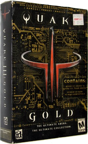 Quake III: Gold [Hybrid PC/Mac Game]