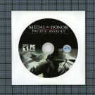 Medal of Honor: Pacific Assault - Director's Edition DVD [PC Game]