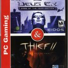 Deus Ex: Game of the Year Edition [PC Game]