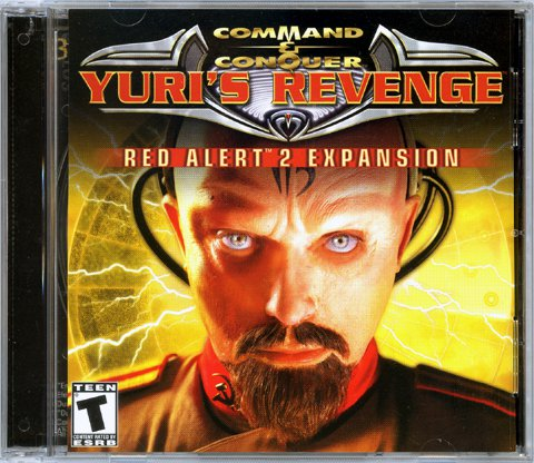 Command & Conquer: Yuri's Revenge - Red Alert 2 Expansion [PC Game]