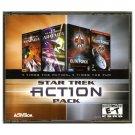 Star Trek: Action Pack [Jewel Case] [PC Game]