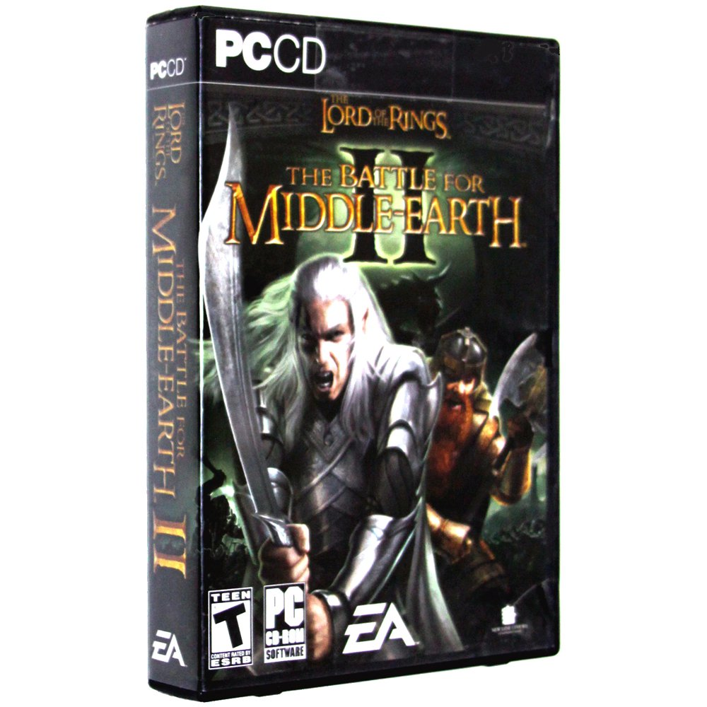 The Lord of the Rings: The Battle for Middle-earth II [PC Game]