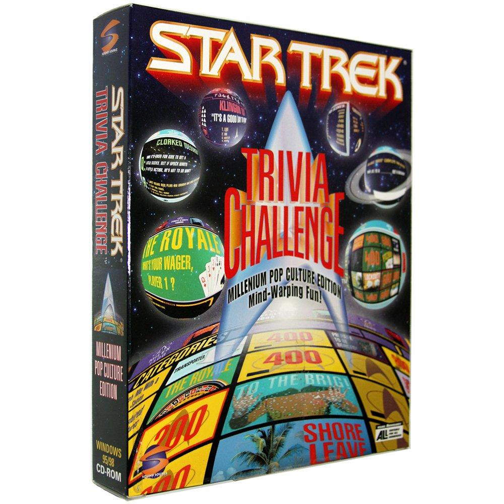 Star Trek: Trivia Challenge [PC Game]