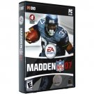 Madden NFL 07 [PC Game]