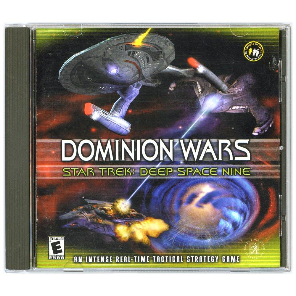 Star Trek: Deep Space Nine - Dominion Wars [PC Game]