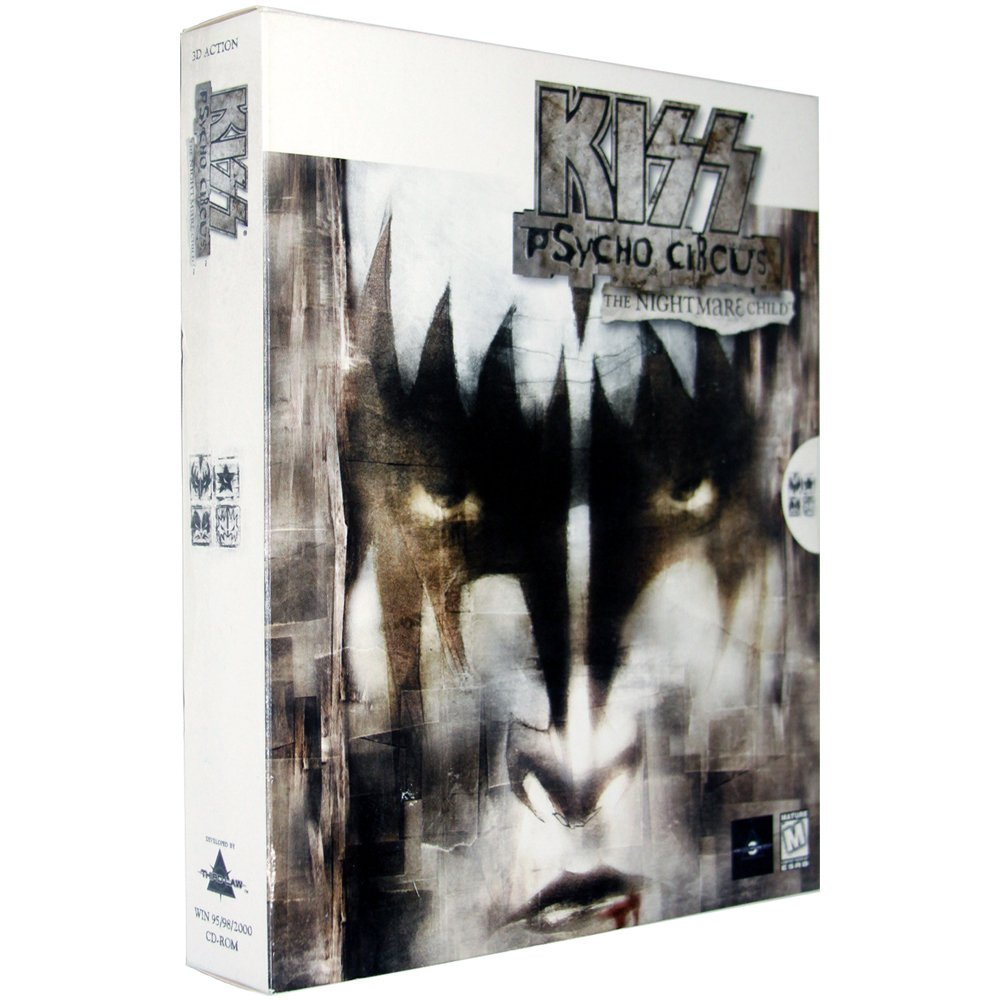 KISS Psycho Circus: The Nightmare Child [PC Game]
