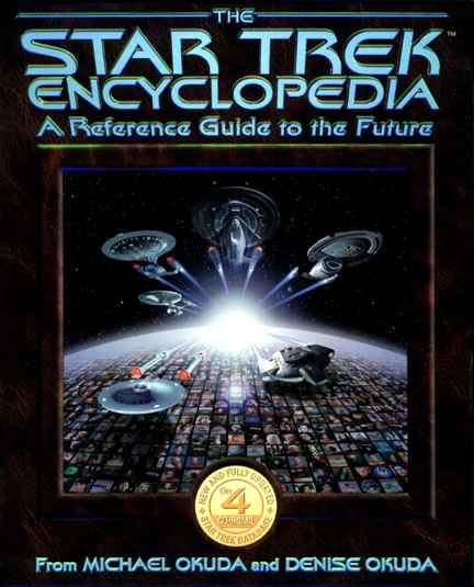 Star Trek: Encyclopedia [Hybrid PC/Mac Game]