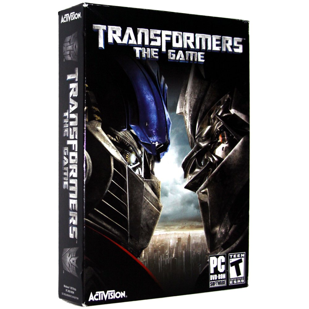 Transformers: The Game [PC Game]