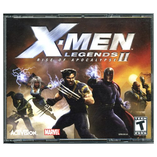 X-Men Legends II: Rise of Apocalypse [PC Game]
