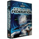 Star Trek: The Next Generation - Birth of the Federation [PC Game]