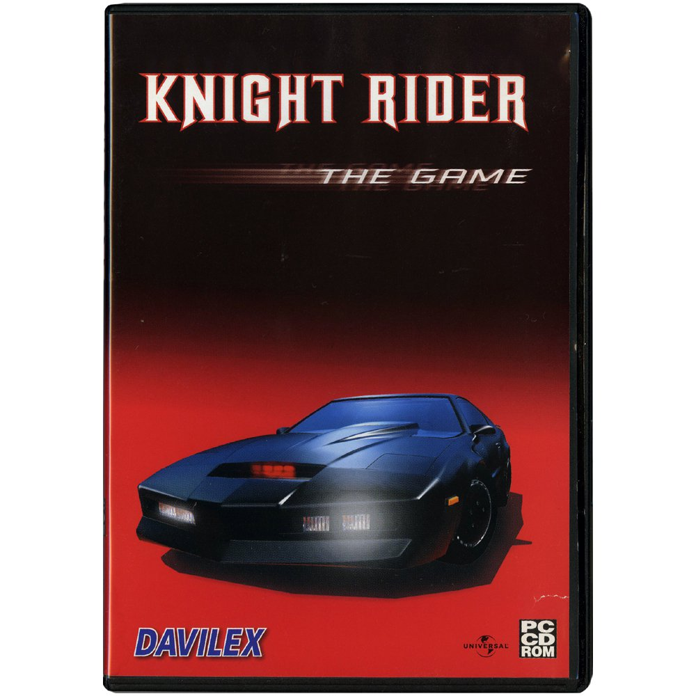 Knight Rider: The Game [PC Game]