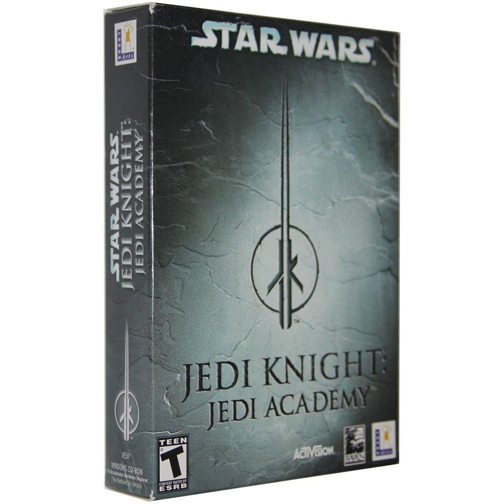 Star Wars: Jedi Knight: Jedi Academy [PC Game]