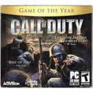 Call of Duty: Game of the Year Edition [PC Game]