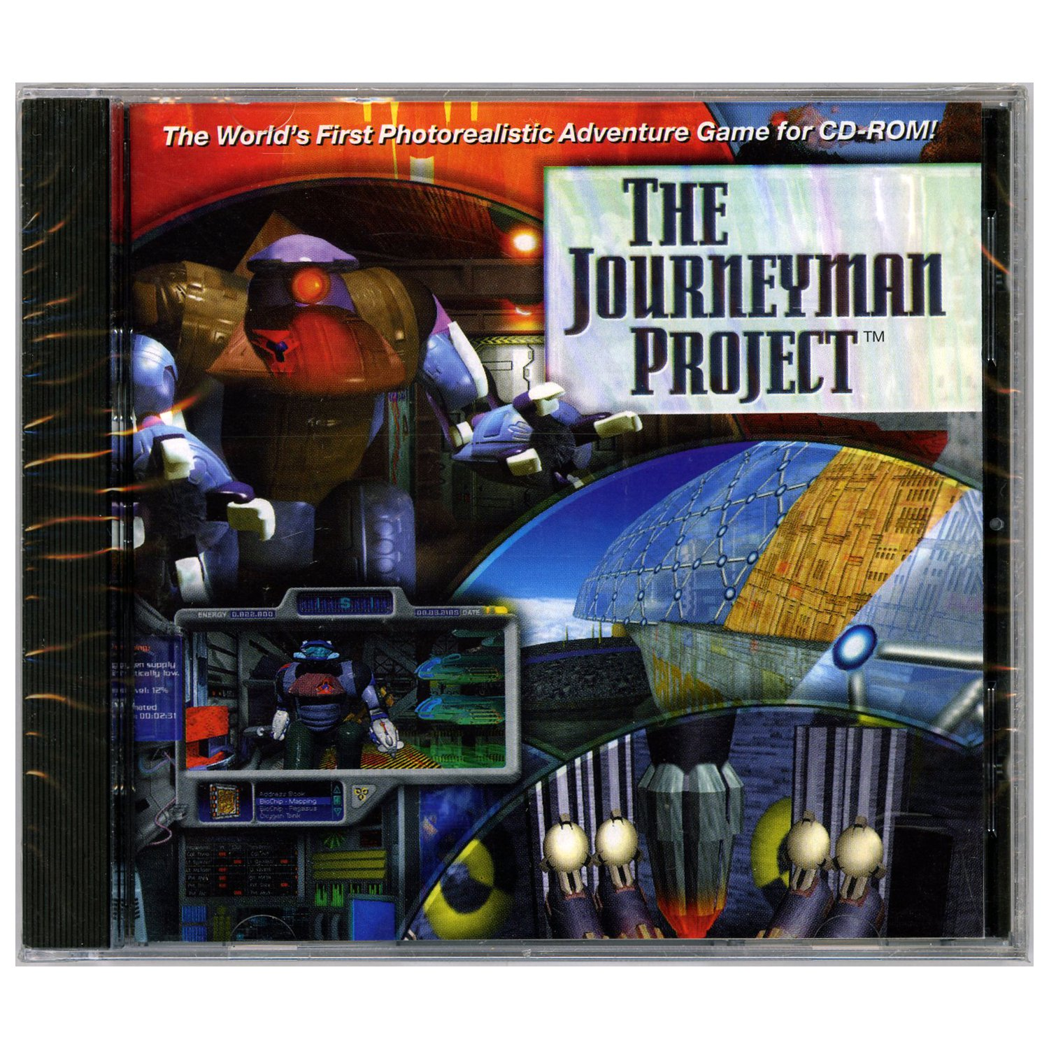 The Journeyman Project [PC Game]