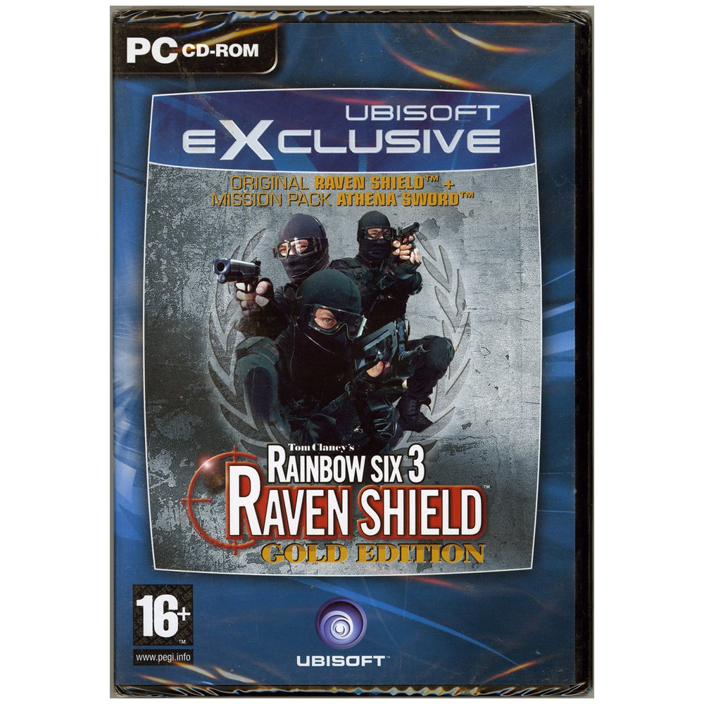 Tom Clancy's Rainbow Six® 3 Raven Shield - Gold Edition [PC Game]