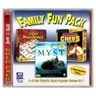 Family Fun Pack 3: Gold Collection [PC Game]
