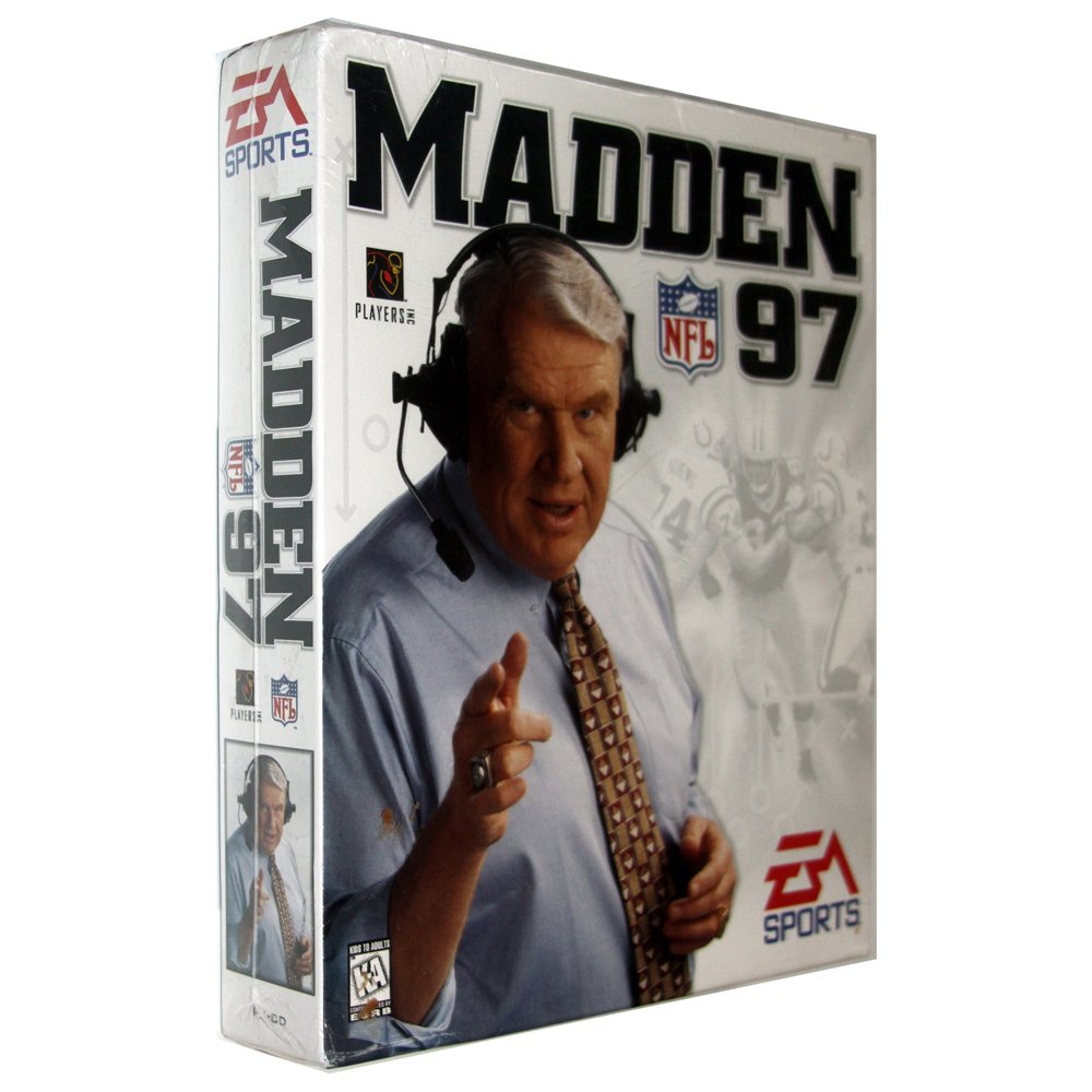 Madden NFL 97 [PC Game]