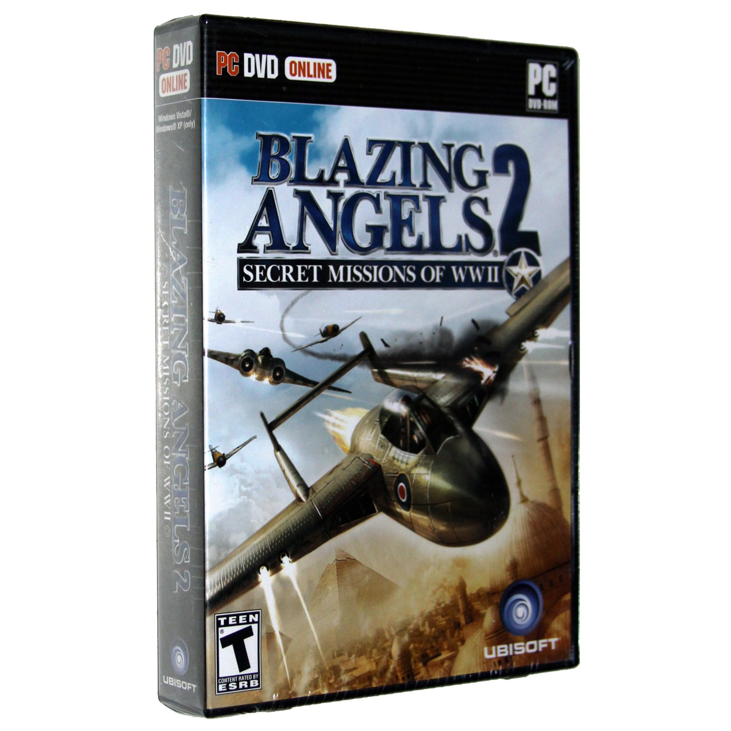 Blazing Angels 2: Secret Missions of WWII [PC Game]