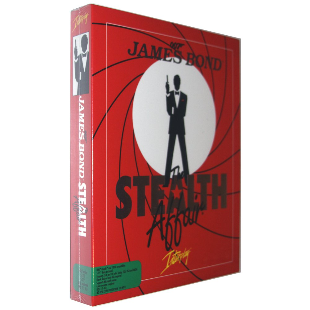 James Bond: The Stealth Affair [PC Game]