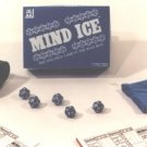MIND ICE - Math Dice Game - complete, original, sealed