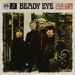 Beady Eye -News of The World (promo sampler Different Gear,+Bring the Light;4 Letter Word;The Roller
