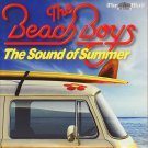 The Beach Boys -Sound of Summer (very best of/greatest hits promo inc Surfin' USA; Good Vibrations)