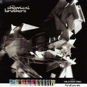 The Chemical Brothers -Swoon(Sunday Times+ promo singles:Galvanize;Star Guitar;Block Rockin� Beats