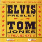 Elvis Presley Volume One:10 Great Tracks*(promo inc Heartbreak Hotel;Hound Dog;Blue Moon/Suede Shoes