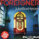 Foreigner - JukeBoxHeroes classics live (promo collectors album inc: Head Games; Urgent; Cold As Ice