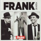 Frank Sinatra -The Sun (promo Sinatra's hits:Come Fly With Me;Lady Is A Tramp;Fools Rush In;All Of