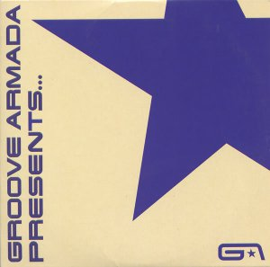 Groove Armada Presents... Various Artists (promo CD inc At the River & If Everybody Looked the Same)