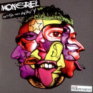 Mongrel - Better Than Heavy (promo CD album)