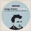 Neil Finn - Songs from Neil Finn (promo CD album )